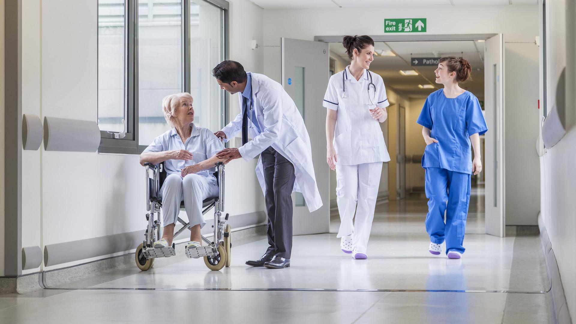 People, Humans, Hospital